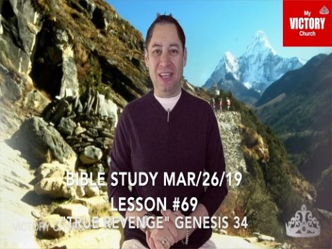 Victory Church Bible Study March 26th, 2019