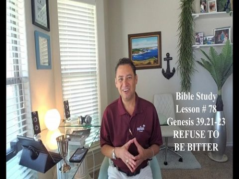 Refuse To be Bitter bible Study