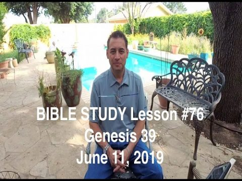 My Victory Church Bible Study June 11 2019
