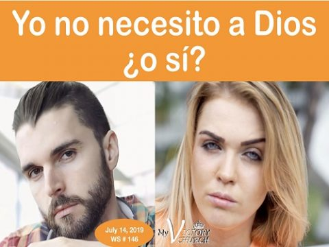 WS 146 Yo no necesito a Dios o si?