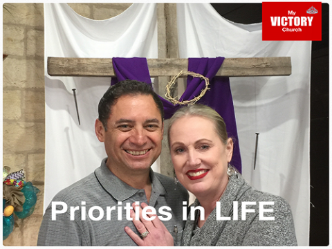 PRIORITIES IN LIFE my victory church ebook Gian Carlo Villatoro