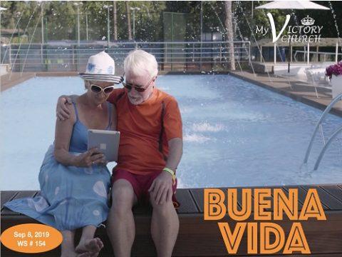 Buena Vida - WS 154 - 09/08/2019 -
