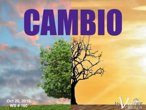 Cambio - WS 160 - Oct 20