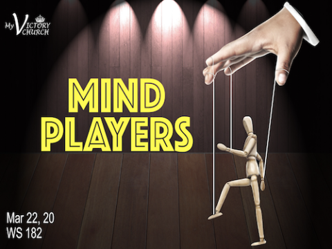 Worship Service #182 - 03/22/2020 - MIND PLAYERS -