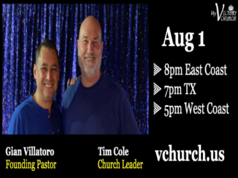 LIVE - Special Broadcast! - My Victory Church - August 1st, 2020