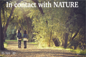 In contact with NATURE