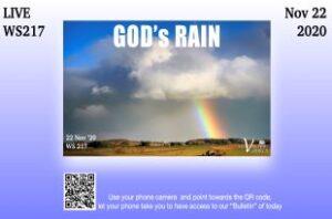 God's Rain - WS 217 - Victory Church - Nov 22 2020