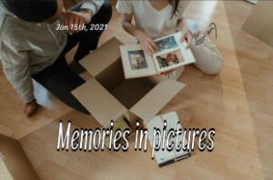 Memories in pictures