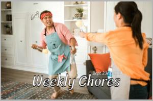 Weekly Chores